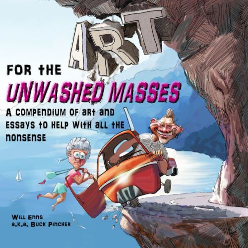 Art for the Unwashed Cover