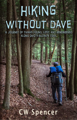 Hiking Without Dave cover  var 1