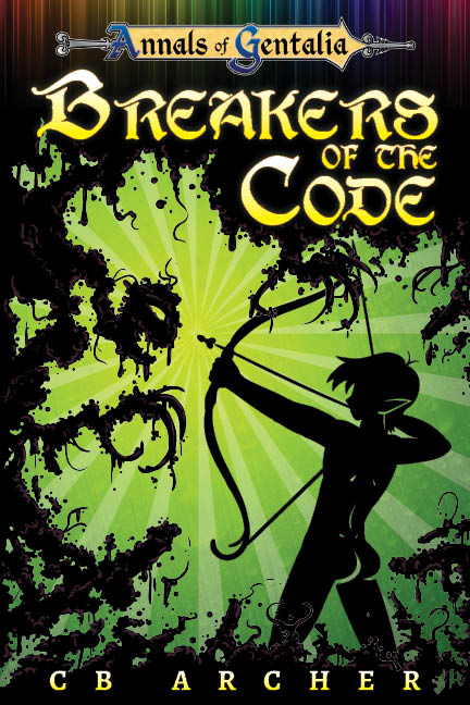 Breakers of the code - Cover v2