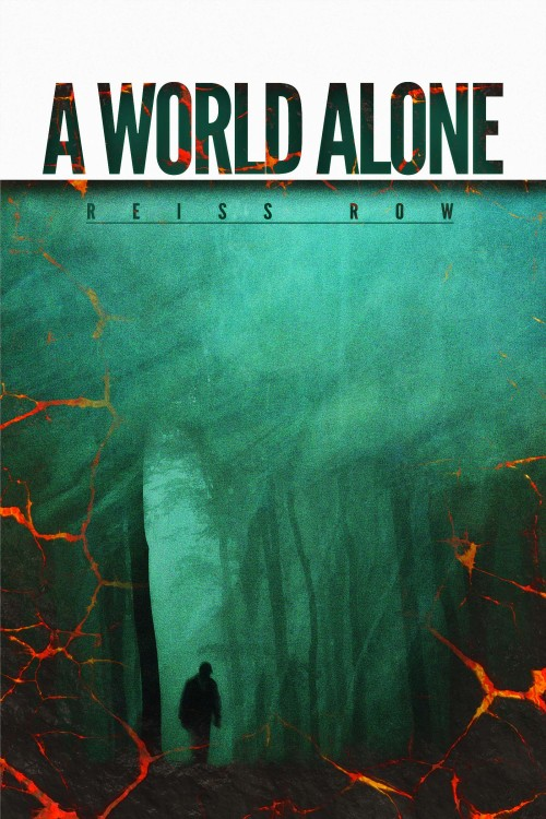 A World Alone Cover w cracks