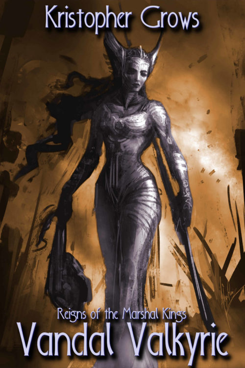 Vandal Valkyrie Cover