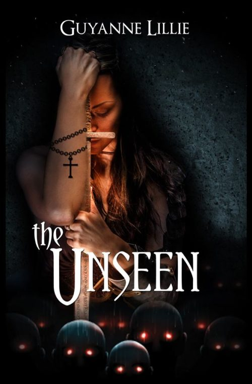 The unseen front cover