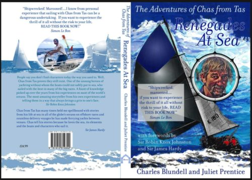 CHAS BOOK COVER