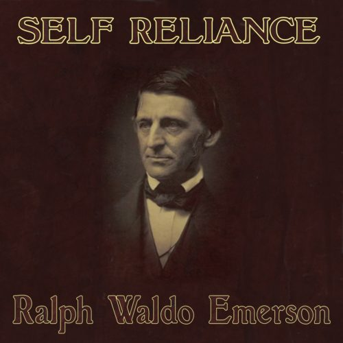 essay on self reliance is self respect