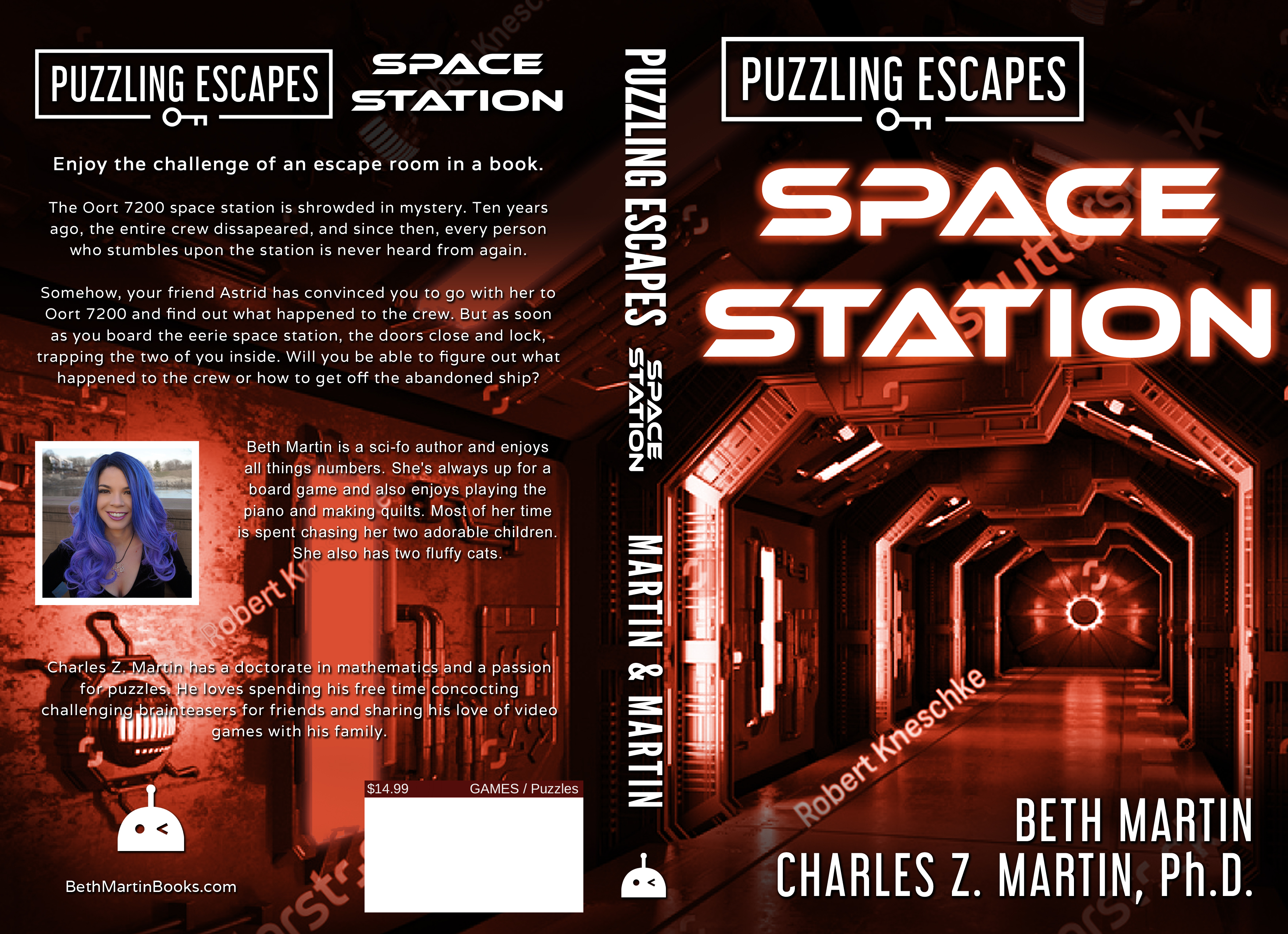 Puzzling Escapes: Space Station – Cover Critics